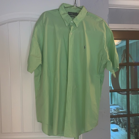 Ralph Lauren Blue Label Other - Ralph Lauren Polo short sleeve button up